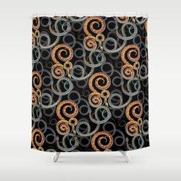 Scitalis Shower Curtain