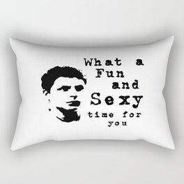 Arrested Development: Fun and sexy Times Rectangular Pillow