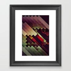 yvy Framed Art Print