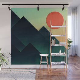 World to see Wall Mural