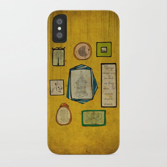Frames iPhone Case