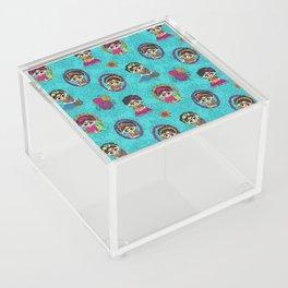 Little Animal Friends Acrylic Box
