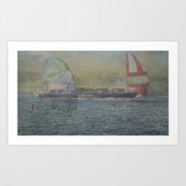 SF Bay Art Print