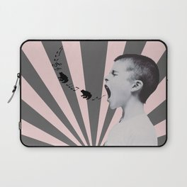 SINGING FROGS Laptop Sleeve