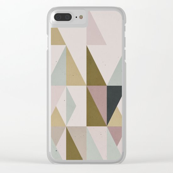 The Nordic Way XXV Clear iPhone Case