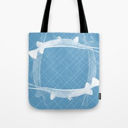 FishNet Tote Bag