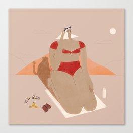 Holiday Canvas Print