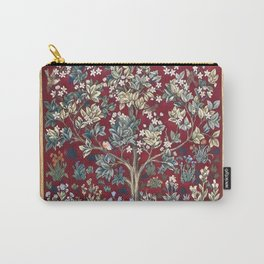 """William Morris """"Tree of life"""" 2. Carry-All Pouch"""