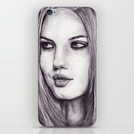 Cinder Fox iPhone Skin