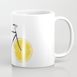 Lemon Bike Coffee Mug