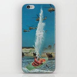 Extreme Kayak iPhone Skin