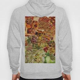 Food Collage 1 Hoody