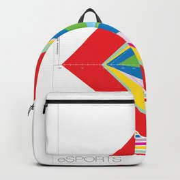 eSports Infographic Backpack