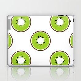 Kiwi summer fruit Laptop & iPad Skin