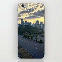 Vancouver, British Columbia iPhone Skin