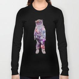 Cosmic Explorer - The Astronaut Long Sleeve T-shirt