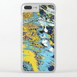 Transcendent Clear iPhone Case