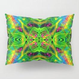 Techno Electric I Pillow Sham