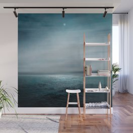 Sea Under Moonlight Wall Mural