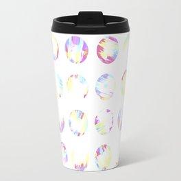 Pastell Dots Travel Mug