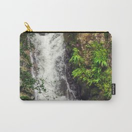 Rainforest Waterfall Carry-All Pouch