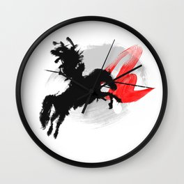 Polish Hussar - Polska Husaria  Wall Clock