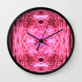 A study in pink 31 Wall Clock