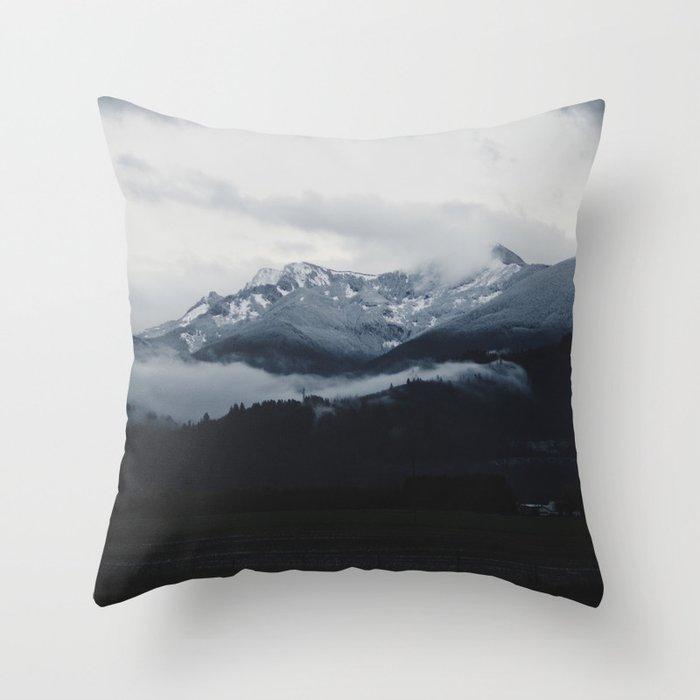 Chilliwack Throw Pillow