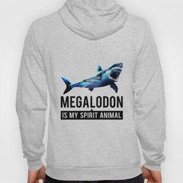 Megalodon is my spirit animal. Hoody