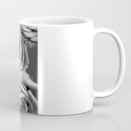 BW Roses Coffee Mug