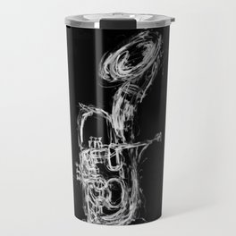 Rare Euphonium Travel Mug