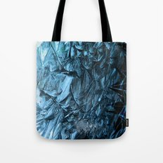 Geometric Frost Tote Bag