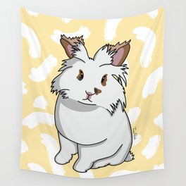 MinnieBunny Wall Tapestry