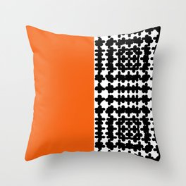 suprotan Throw Pillow