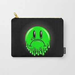 Slimey - neon green Carry-All Pouch