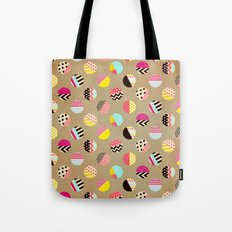 Fun Circle Tote Bag
