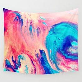 Spill Wall Tapestry