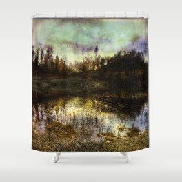Paysage by Jean-François Dupuis Shower Curtain