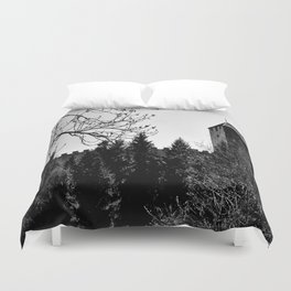 Camelot lives Duvet Cover