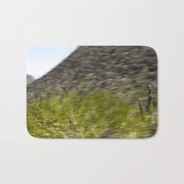 Mexican Landscape Bath Mat