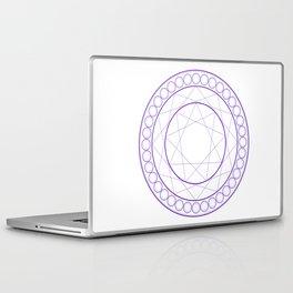 Anime Magic Circle Laptop & iPad Skin