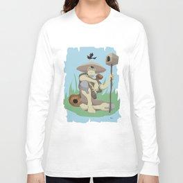 Bird Keeper Long Sleeve T-shirt