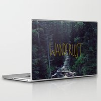 marina and the diamonds Laptop & iPad Skins featuring Wanderlust: Rainier Creek by Leah Flores