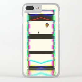 Ice Scraper Clear iPhone Case