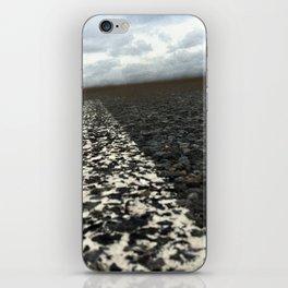 dirt roads iPhone Skin