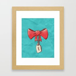 Yours Framed Art Print