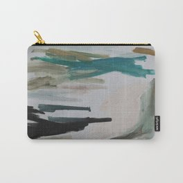 Parisian Street Style Carry-All Pouch