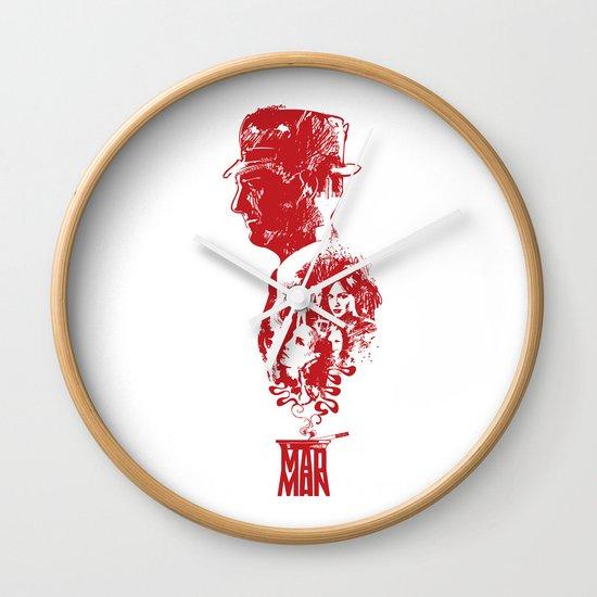 MADMAN Wall Clock
