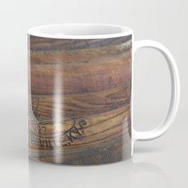 Wooden baseball bats Coffee Mug