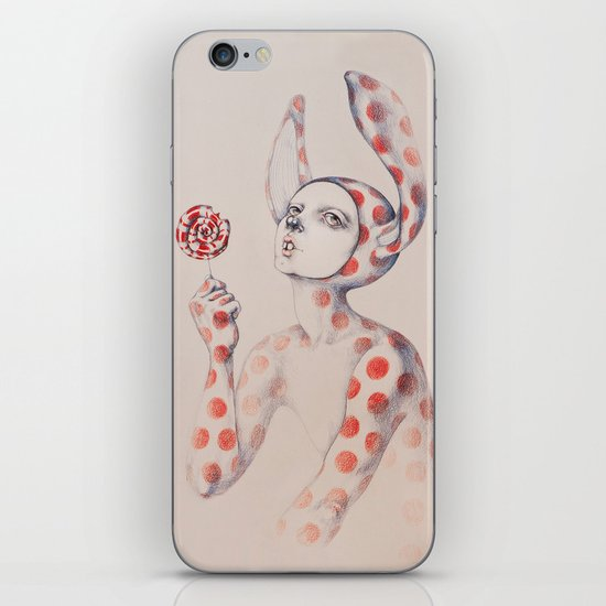 Can't resist the lollipop iPhone & iPod Skin